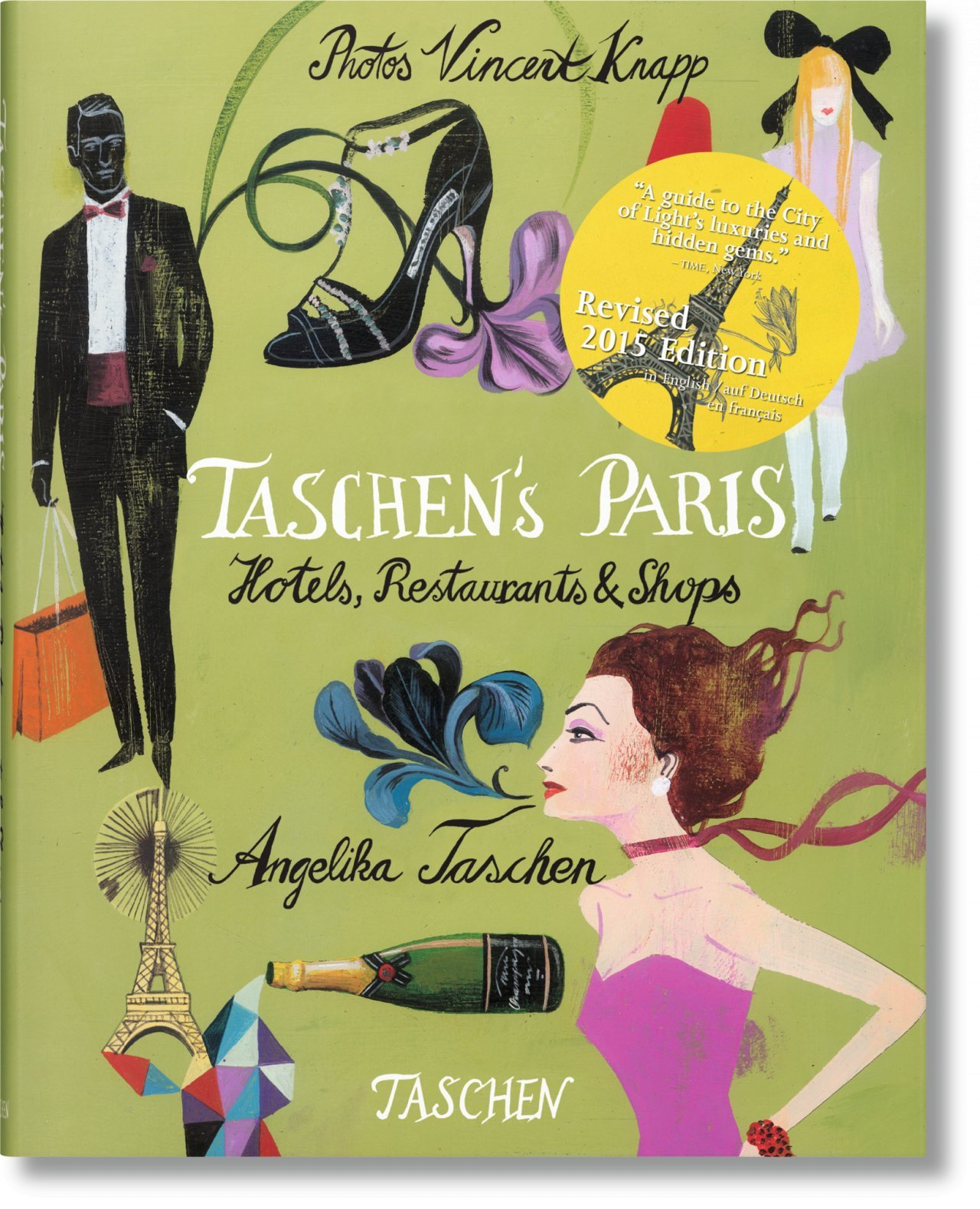 JU-TASCHEN'S PARIS. 2ND EDITION