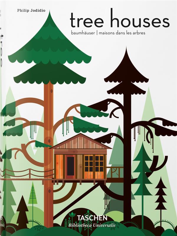 BU-TREE HOUSES HC -ITALIEN-ESPAGNOL-PORTUGAIS-
