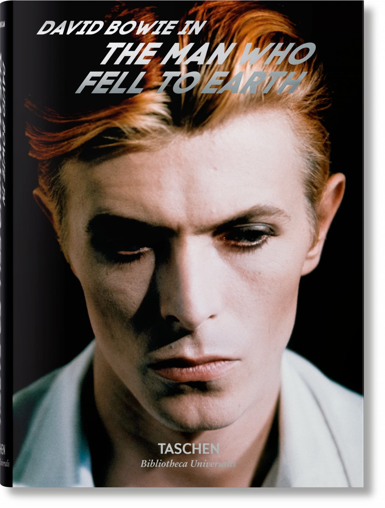 DAVID BOWIE. THE MAN WHO FELL TO EARTH - BU