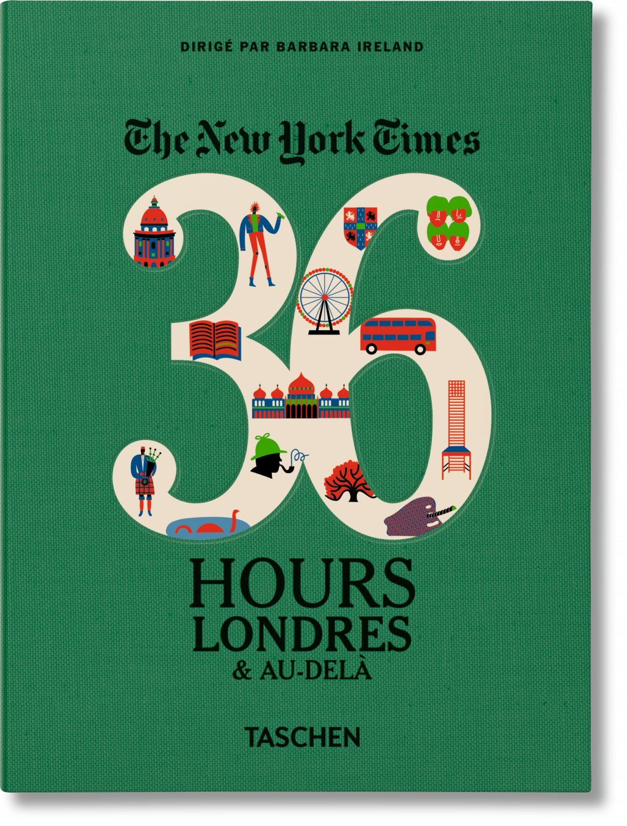 VA-THE NEW YORK TIME, 36 HOURS, LONDRES & AU-DELA
