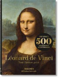 BU-LEONARD DE VINCI. TOUT L'OEUVRE PEINT
