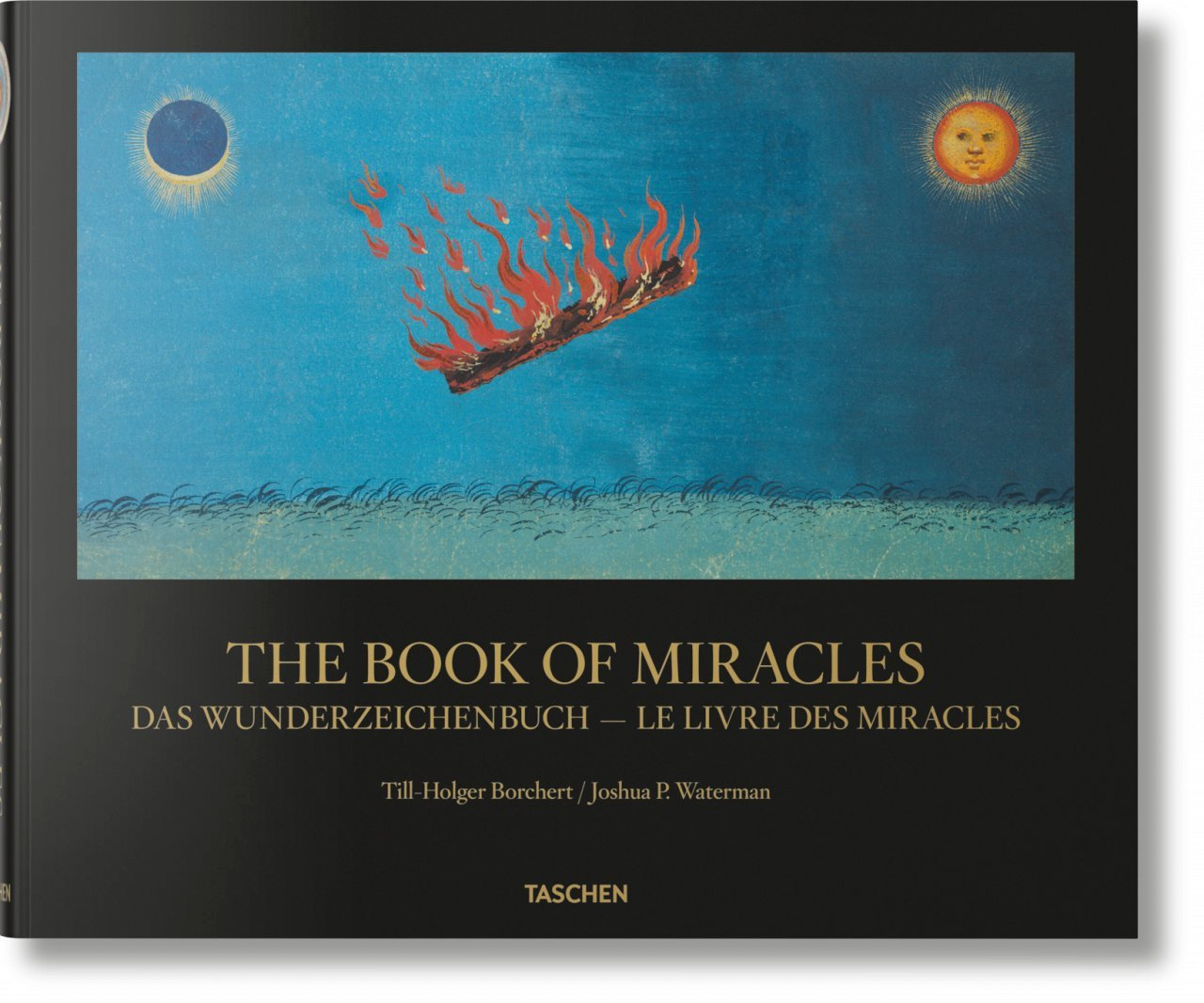 VA-BOOK OF MIRACLES, 2ND ED.-TRILINGUE