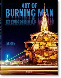 JU-NK GUY, ART OF BURNING MAN