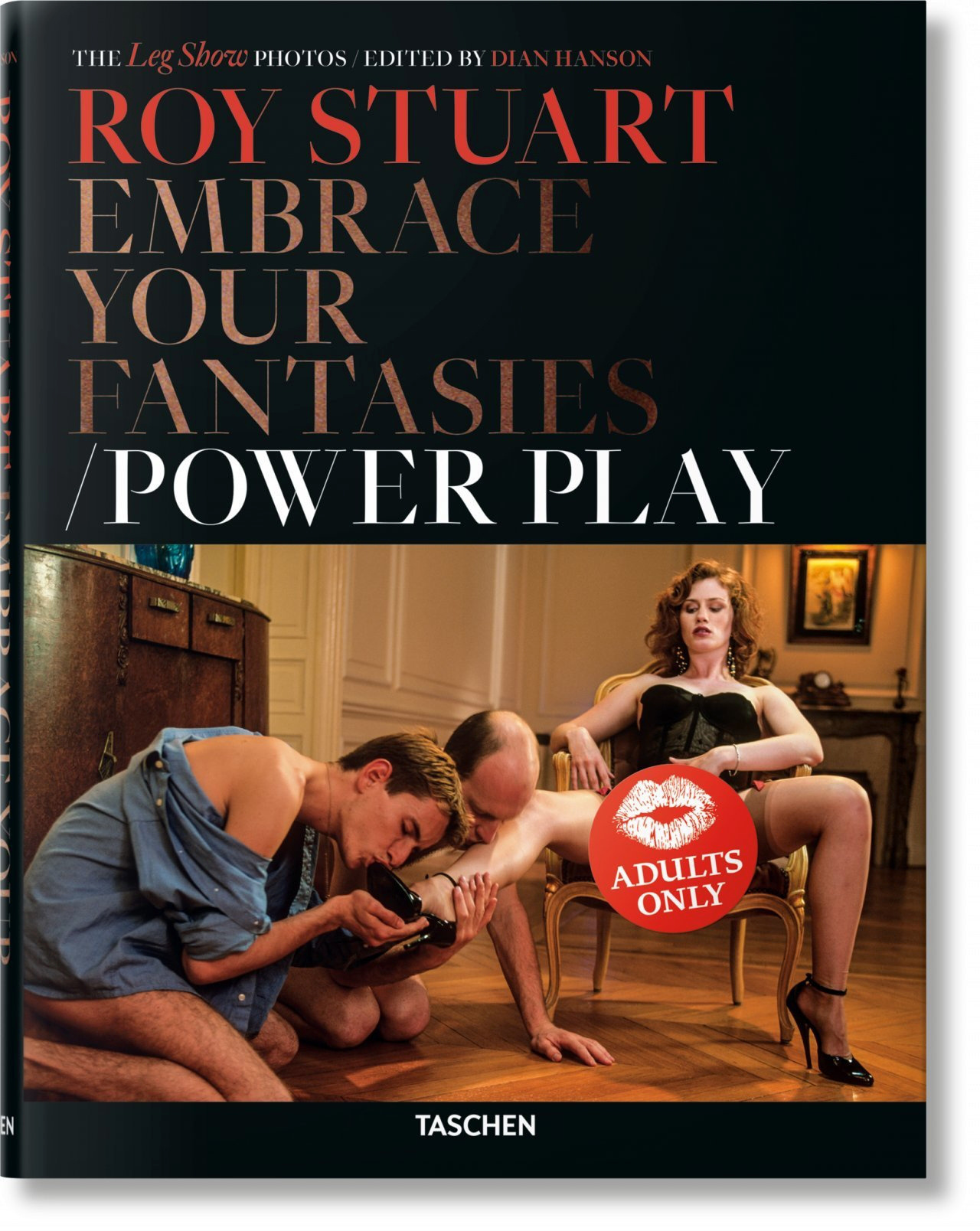 ROY STUART. EMBRACE YOUR FANTASIES - VA
