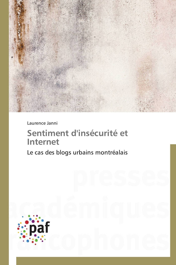 SENTIMENT D'INSECURITE ET INTERNET