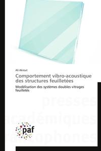 COMPORTEMENT VIBRO-ACOUSTIQUE DES STRUCTURES FEUILLETEES