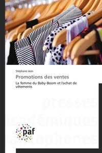 PROMOTIONS DES VENTES