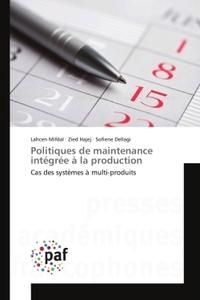 POLITIQUES DE MAINTENANCE INTEGREE A LA PRODUCTION