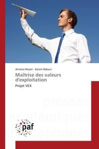 MAITRISE DES VALEURS D'EXPLOITATION