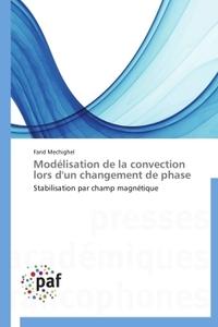 MODELISATION DE LA CONVECTION LORS D'UN CHANGEMENT DE PHASE