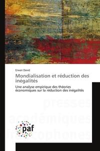 MONDIALISATION ET REDUCTION DES INEGALITES