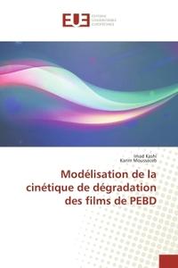 MODELISATION DE LA CINETIQUE DE DEGRADATION DES FILMS DE PEBD