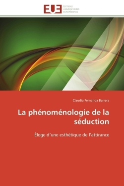 LA PHENOMENOLOGIE DE LA SEDUCTION