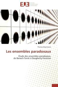 LES ENSEMBLES PARADOXAUX