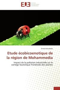 ETUDE ECOBICOENOTIQUE DE LA REGION DE MOHAMMEDIA