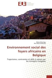 ENVIRONNEMENT SOCIAL DES FOYERS AFRICAINS EN BELGIQUE