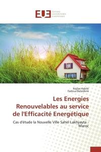 LES ENERGIES RENOUVELABLES AU SERVICE DE L'EFFICACITE ENERGETIQUE