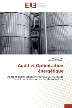 AUDIT ET OPTIMISATION ENERGETIQUE