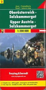 OBEROSTERREICH - SALKAMMERGUT