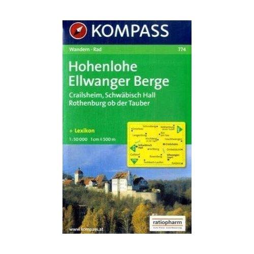 HOHENLOHE ELLWANGER BERGE