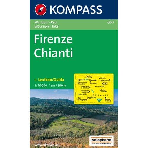 AED FIRENZE/CHIANTI 660  1/50.000