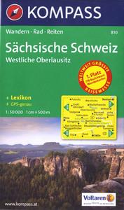 SACHSISCHE SCHWEIZ 810  1/50.000