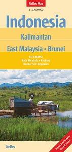 INDONESIA: KALIMANTAN-EAST MALAYSIA - BRUNEI