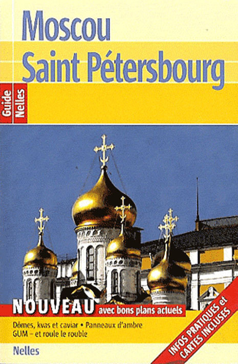 MOSCOU-ST PETERSBOURG