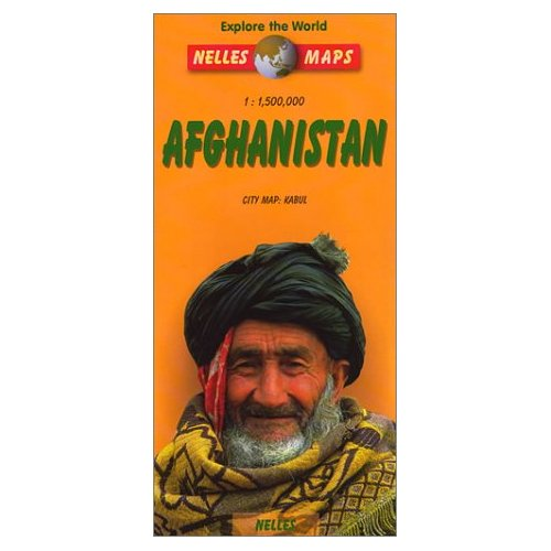 AFGHANISTAN - 1/1.5M