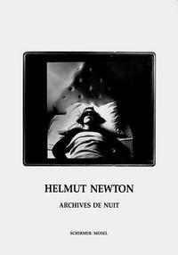 HELMUT NEWTON ARCHIVES DE NUIT (PAPERBACK) /ANGLAIS/ALLEMAND