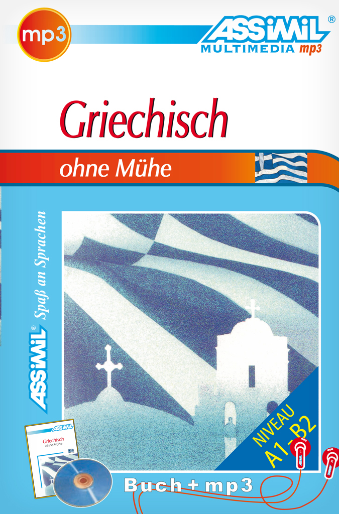 PACK MP3 GRIECHISCH O.M.