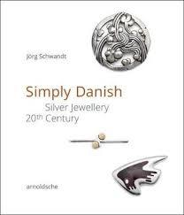 SIMPLY DANISH SILVER JEWELLERY - 20TH CENTURY /ANGLAIS/ALLEMAND
