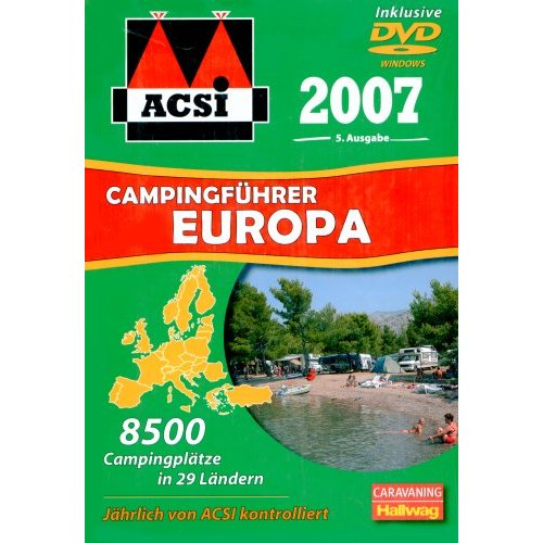 **EUROPE ACSI G.CAMPING 07 (ALL)*