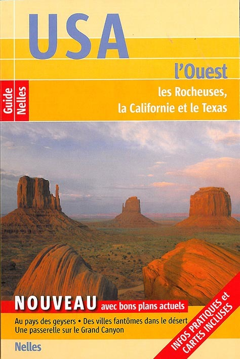 **USA OUEST/ROCHEUSES/TEXAS