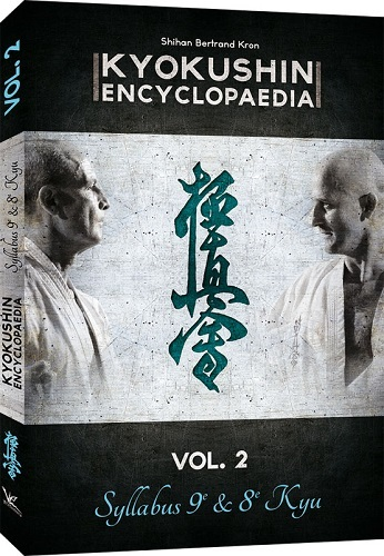 KYOKUSHIN KATA ENCYCLOPEDIA SYLLABUS VOL 2
