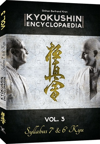 KYOKUSHIN KATA ENCYCLOPEDIA SYLLABUS VOL 3