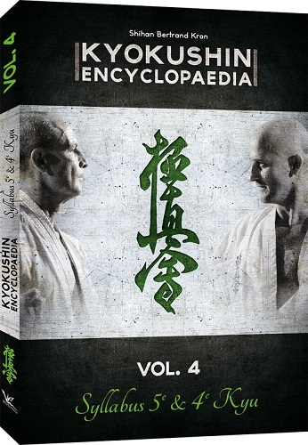 KYOKUSHIN KATA ENCYCLOPEDIA SYLLABUS VOL 4