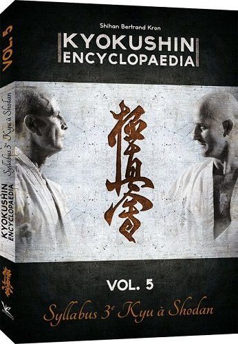 KYOKUSHIN KATA ENCYCLOPEDIA SYLLABUS VOL 5