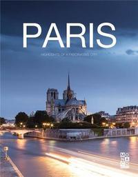 THE PARIS BOOK /ANGLAIS
