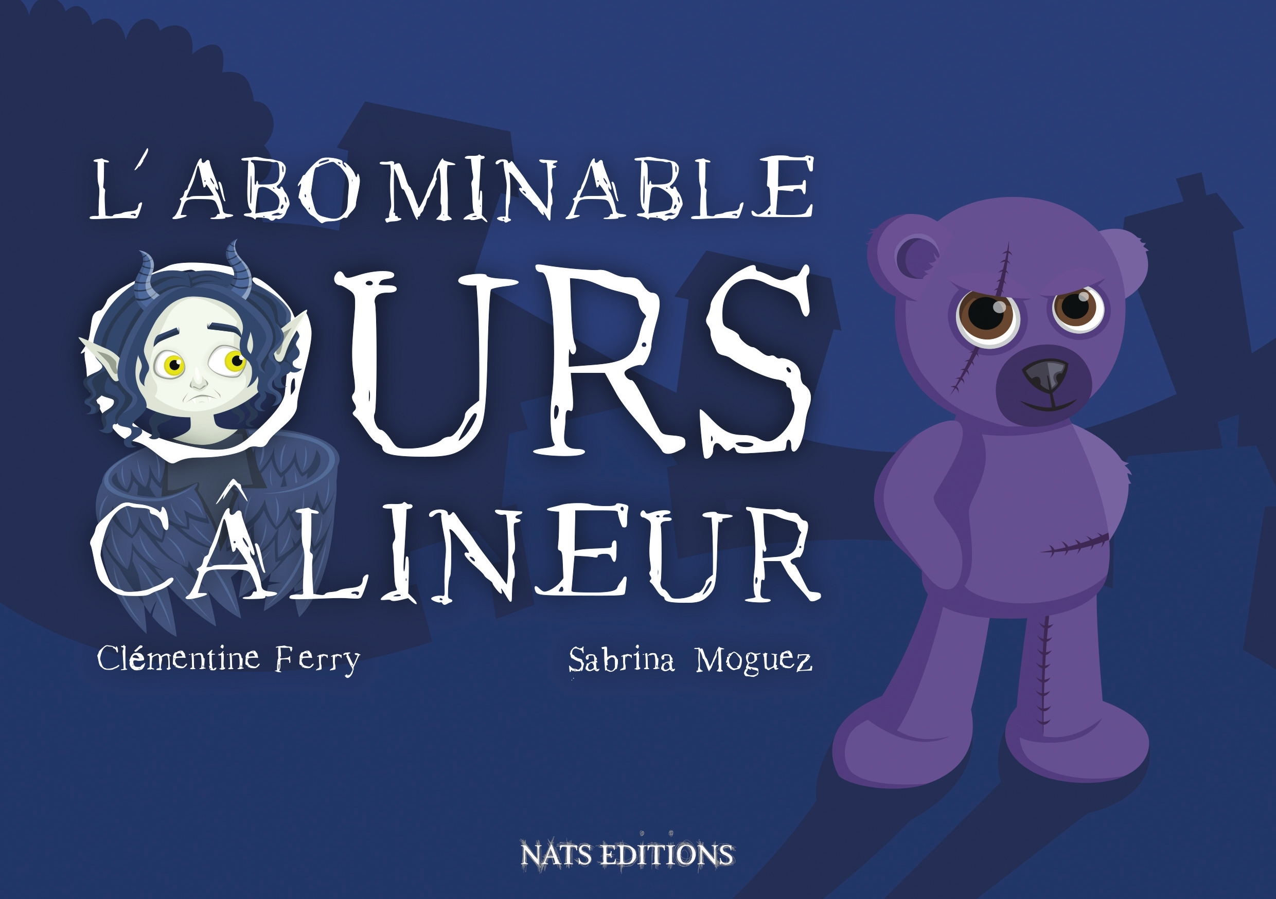 L ABOMINABLE OURS CALINEUR