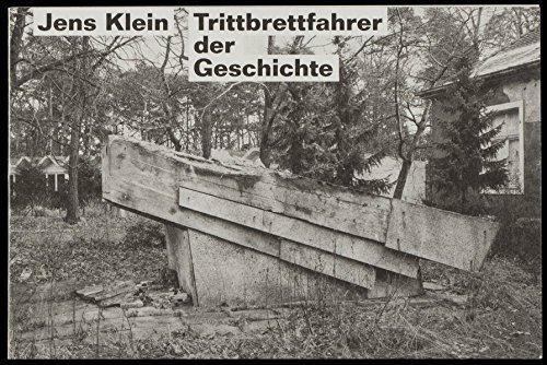 JENS KLEIN TRITTBRETTFAHRER /ALLEMAND