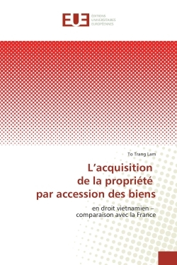 L ACQUISITION  DE LA PROPRIETE  PAR ACCESSION DES BIENS