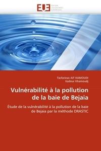 VULNERABILITE A LA POLLUTION DE LA BAIE DE BEJAIA