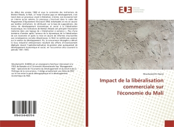 IMPACT DE LA LIBERALISATION COMMERCIALE SUR L'ECONOMIE DU MALI