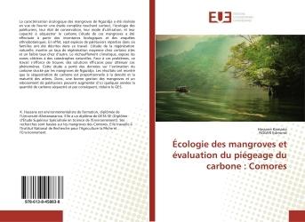 ECOLOGIE DES MANGROVES ET EVALUATION DU PIEGEAGE DU CARBONE : COMORES