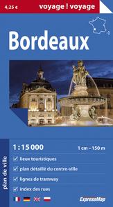 BORDEAUX  1/15.000 (VOYAGE !VOYAGE)