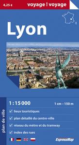 LYON  1/15.000 (PAPIER)