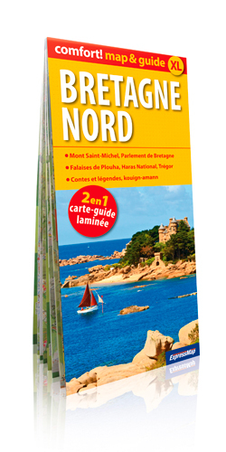 BRETAGNE NORD (COMFORT !MAP&GUIDE XL)