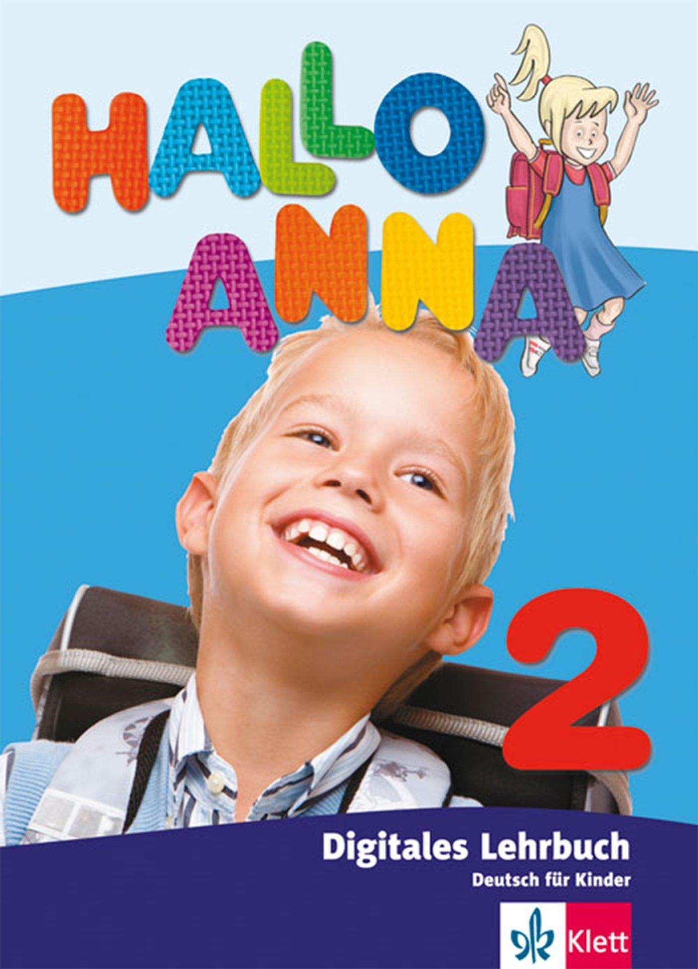 HALLO ANNA 2 - MANUEL NUMERIQUE DVD-ROM