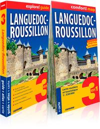 LANGUEDOC ROUSSILLON (EXPLORE! GUIDE 3EN1)